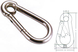 DIN5299 From a Zinc Plated Snap Hook pictures & photos