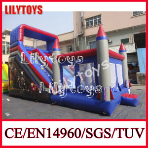 Hot Sale Commercial Quality Inflatable Castle, Inflatable Bouncy Castle (J-BC-007) pictures & photos