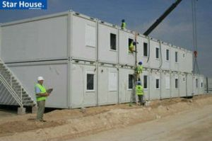 Green and High Quality Modular Container House pictures & photos