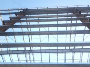 Galvanized C/Z Roofing Purlins for Steel Construction & China Galvanized C/Z Roofing Purlins for Steel Construction ... memphite.com