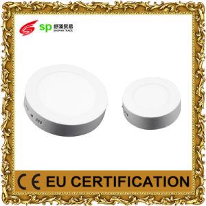 Cool White LED Lighting Lamp Round Panel Lighting Light AC85-265V