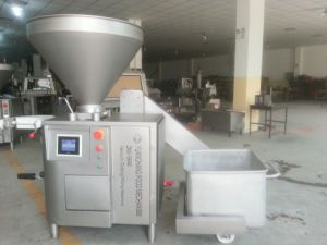 2014 High-Quality Vacuum Filler, Meat Filling Machine pictures & photos