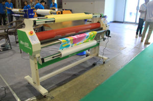 (MF1700-M1) Manual Low Temperature Roll-to-Roll Cold Laminator pictures & photos