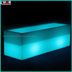 Plastic Glowing Prtable Bars and Light up Outdoor Furniture pictures & photos