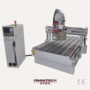 Wood CNC Router Machine with Syntec System and Atc pictures & photos