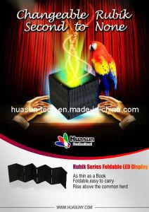LED Curtain Display for Rental Pantalla LED De Cortina pictures & photos