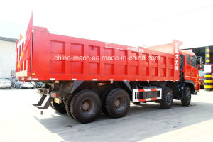 Dongfeng 350 HP 8X4 Tipper Heavy Dump Truck/Heavy Dumper Truck/Heavy Lorry/Heavy Tipper pictures & photos