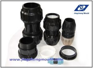 Plastic PP Connector Injection Mould pictures & photos