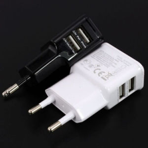 Sangsung /Android Smartphone Double USB Charger for iPhone Ved pictures & photos