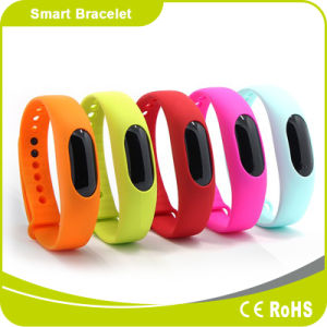 Ce RoHS Certificate Silicone Wristband for Mobile pictures & photos