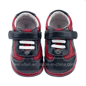 Toddler First Stepping Shoes 257 pictures & photos
