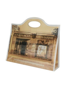 PP Non Woven Advertising Logo Reusable Shop Bags pictures & photos