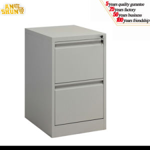 Metal Steel Two Drawer Filing Cabinet pictures & photos