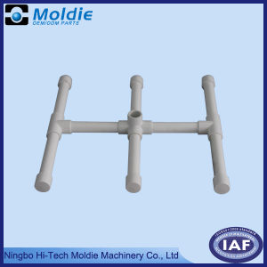 High Quality Plastic Moulded Product- PVC Water Pipe with Glue pictures & photos