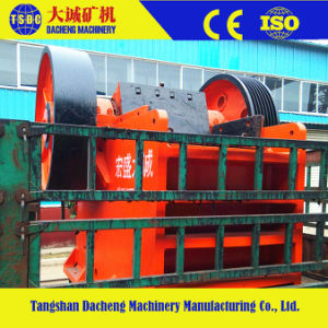 High Capacity PE Series Concrete Jaw Crusher pictures & photos