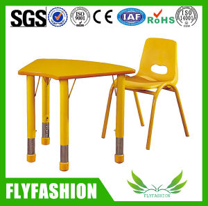 Cute Popular Children Table and Chair (SF-17C) pictures & photos