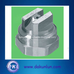Flat Spraying Water Nozzle for Paper Industry