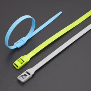 Self-Locking Cable Tie (NYLON,) pictures & photos