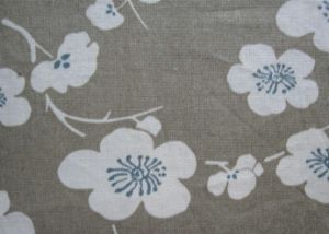 Pure Linen Print Sofa Fabric (HL-003) pictures & photos