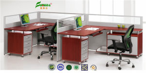 MFC Office Desk Hgih End Modern Office Partion pictures & photos