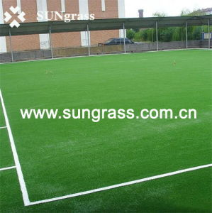 Sports Football Artificial Grass Carpet (SUNJ-HY00010) pictures & photos