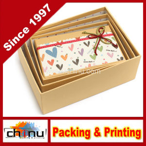 Paper Gift Box / Paper Packaging Box (12C9) pictures & photos