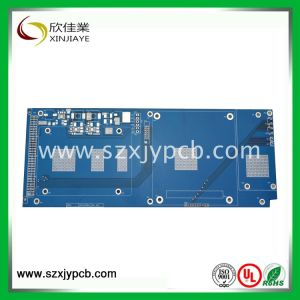 Blue Solder Mask Bare PCB for PCB Assembly pictures & photos
