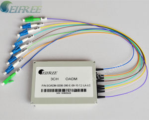 3CH Single Mode CWDM Add/Drop Module (OADM) pictures & photos
