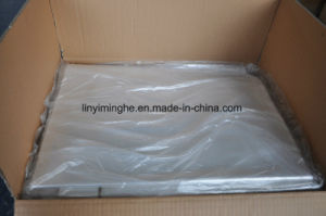 Disposable Plastic HDPE LDPE Folded Single Packed Apron pictures & photos