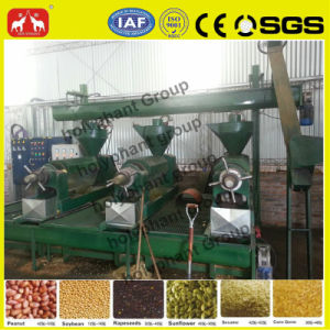1-100t/D Engineer Available Soybean Oil Processing Equipment pictures & photos