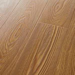 Laminate Floor of U Groove Registered Embossed Finishes pictures & photos