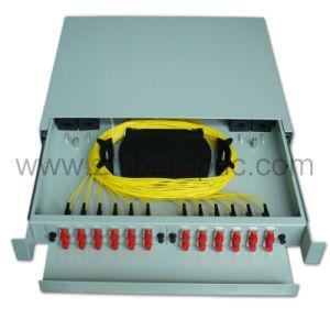 Rack Mount FC 24fibers Fiber Optic Patch Panel