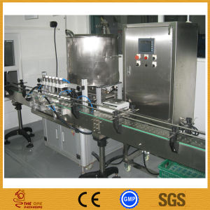 High Quality Automatic Wax Candle Filling Machine pictures & photos
