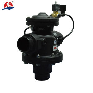 China Leading Filter Backwash Valve, 2 Position 3 Way Valve pictures & photos