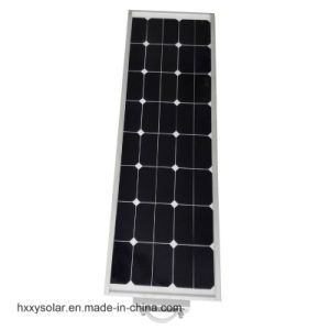 Lithium Battery 50W LED Light Solar Street Light pictures & photos