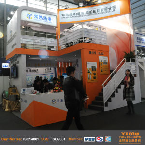 Double Deck Exhibition Booth Design and Construction pictures & photos