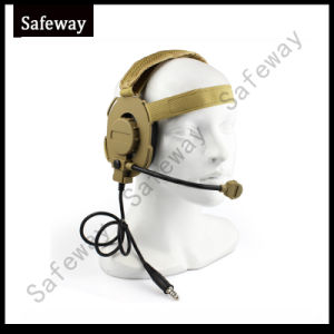 2 Way Radio Headset Tactical for Baofeng UV-5r pictures & photos