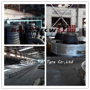 18X7-8 /28X9-15 /600-9 Ind Tyre Multi-Purpose Forklift Tyre 18X7-8 28X9-15 600-9 pictures & photos