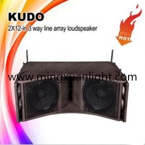 "Kudo Professional Dual 12"" PRO Audio Line Array Speaker pictures & photos"