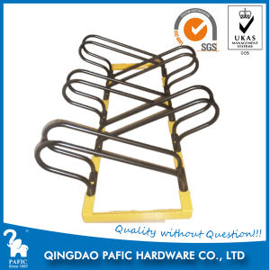 Metal Outdoor Metal Grid Bicycle Parking Stand (ISO Approved) pictures & photos
