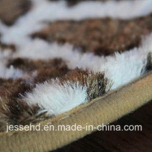 Top Selling Washable PV Fleece 3piece Bath Rug Set pictures & photos