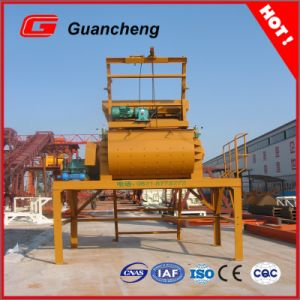 Js Self-Loading Concrete Mixer with 500L Discharge Capacity pictures & photos