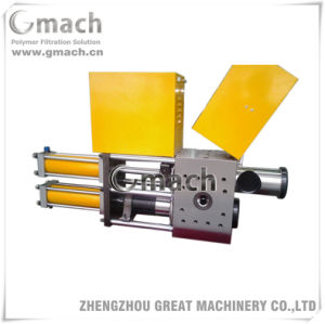 Continuous Screen Changer for Plastic Recycling Machine pictures & photos
