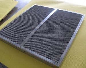 Metal Mesh Oil Mist Filter Kitchen Filter pictures & photos