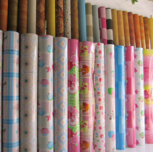 4meter PVC Roll Flooring pictures & photos