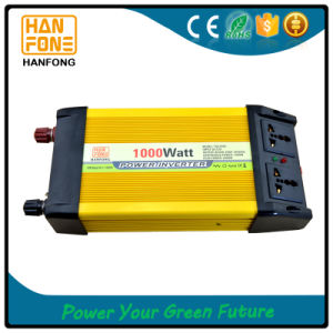 1000W 12V/220V Eliminator Inverter for Home (TSA1000) pictures & photos