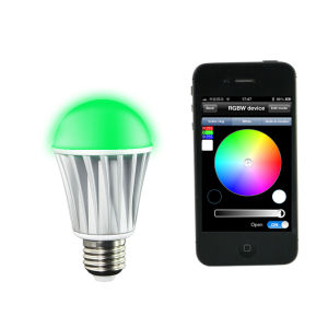 New RGBW Bluetooth LED Light Bulb (SU-BULB-RGBW) pictures & photos