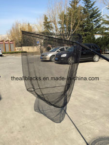 Glass Fiber (UK style) Carp Landing Net/Fishing Net/Glass Fiber Frame Net-Fishing Tackle-Yju-1001002853 pictures & photos