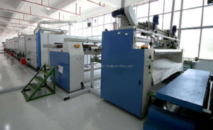 YYDX Coating, Stenter, Heat Setting Combination Line pictures & photos