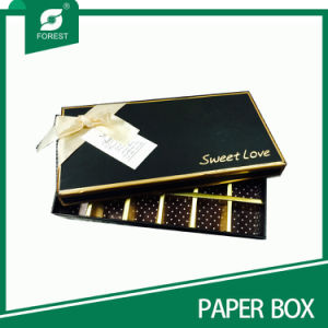 High Quality Custom Paper Chocolate/Candy/Macaron Box pictures & photos